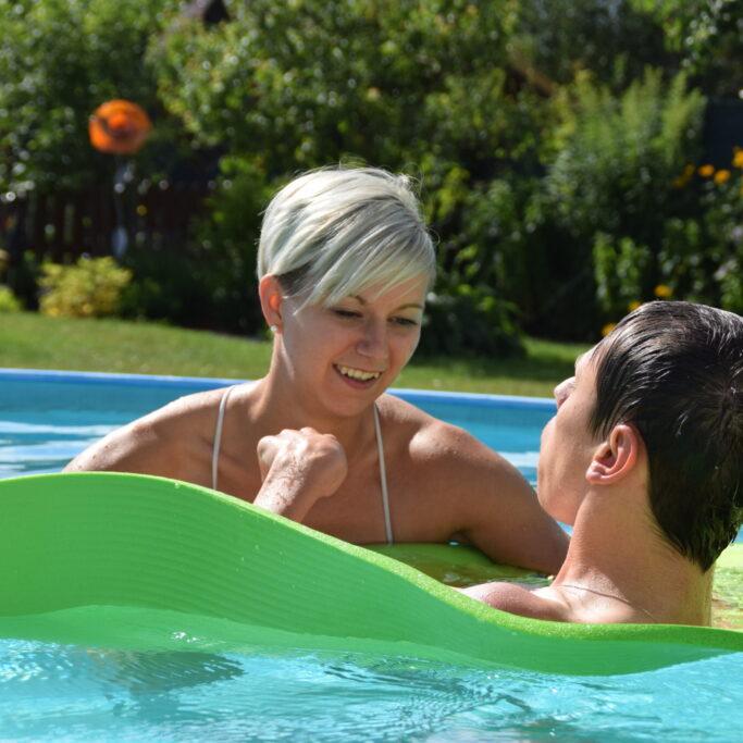 Hausbesuch 1:1 Bewegungseinheit-Schwimmen